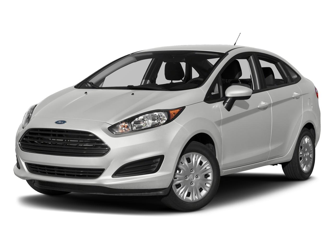 2018 Ford Fiesta Vehicle Photo in Poughkeepsie, NY 12601