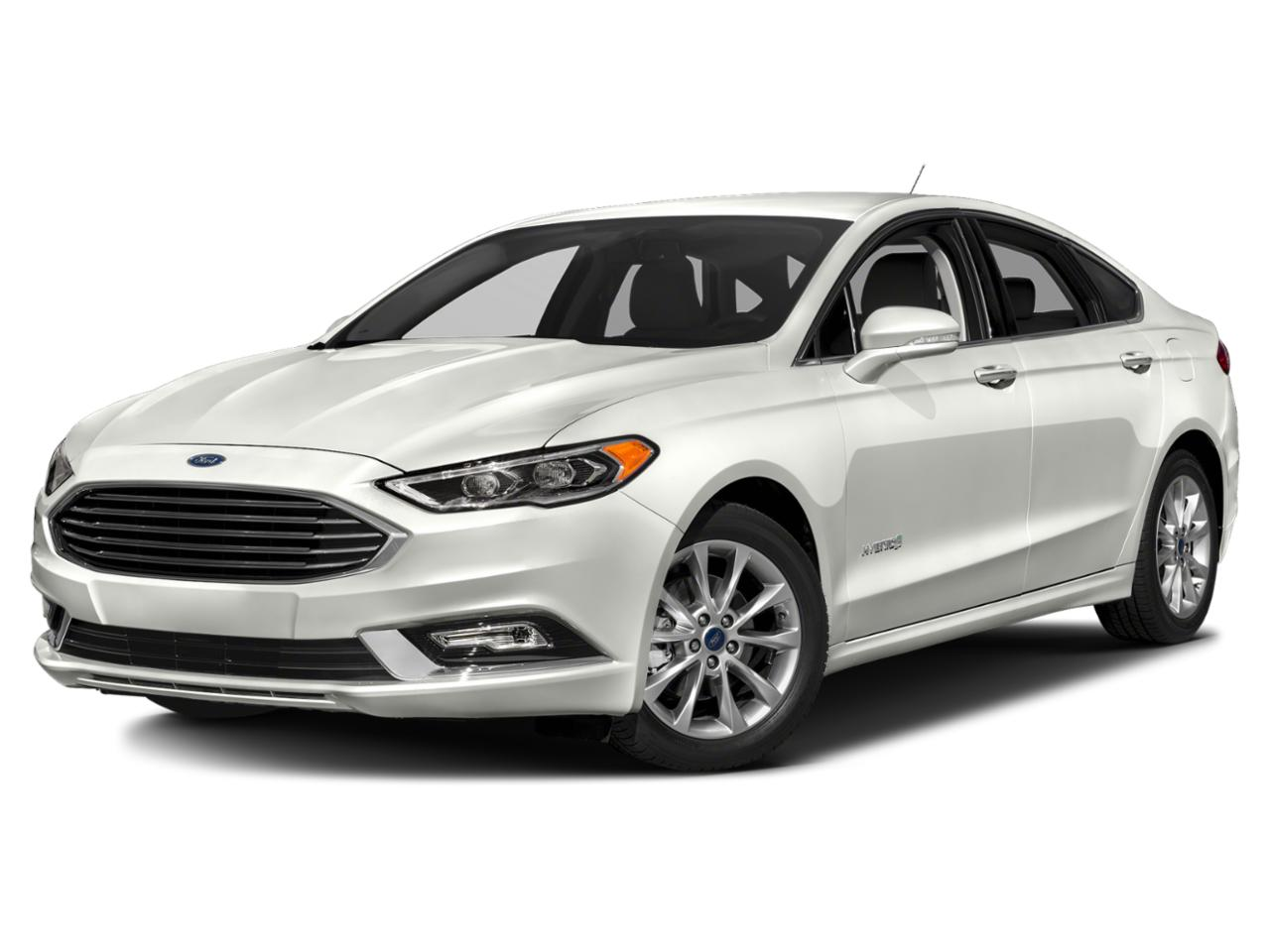 2018 Ford Fusion Hybrid Vehicle Photo in Akron, OH 44320