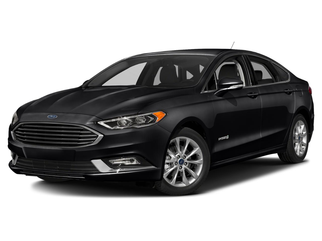 2018 Ford Fusion Hybrid Vehicle Photo in Anaheim, CA 92806