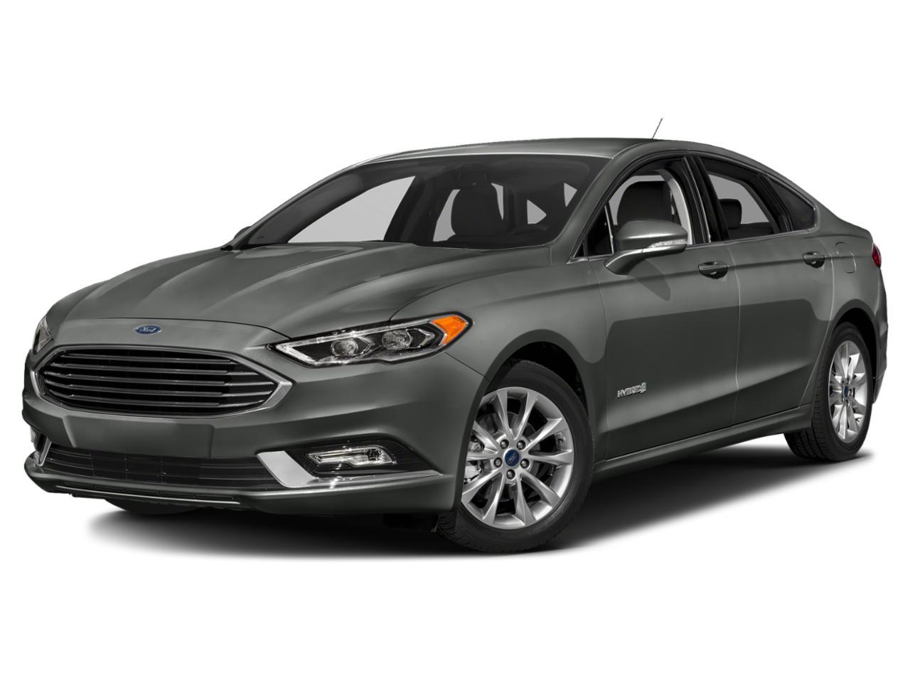2018 Ford Fusion Hybrid Vehicle Photo in Pleasanton, CA 94588