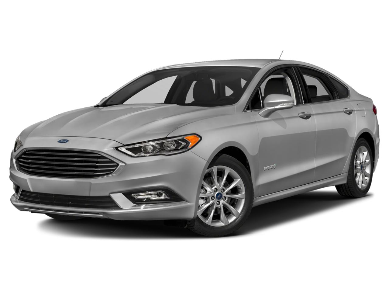 2018 Ford Fusion Hybrid Vehicle Photo in Calumet City, IL 60409