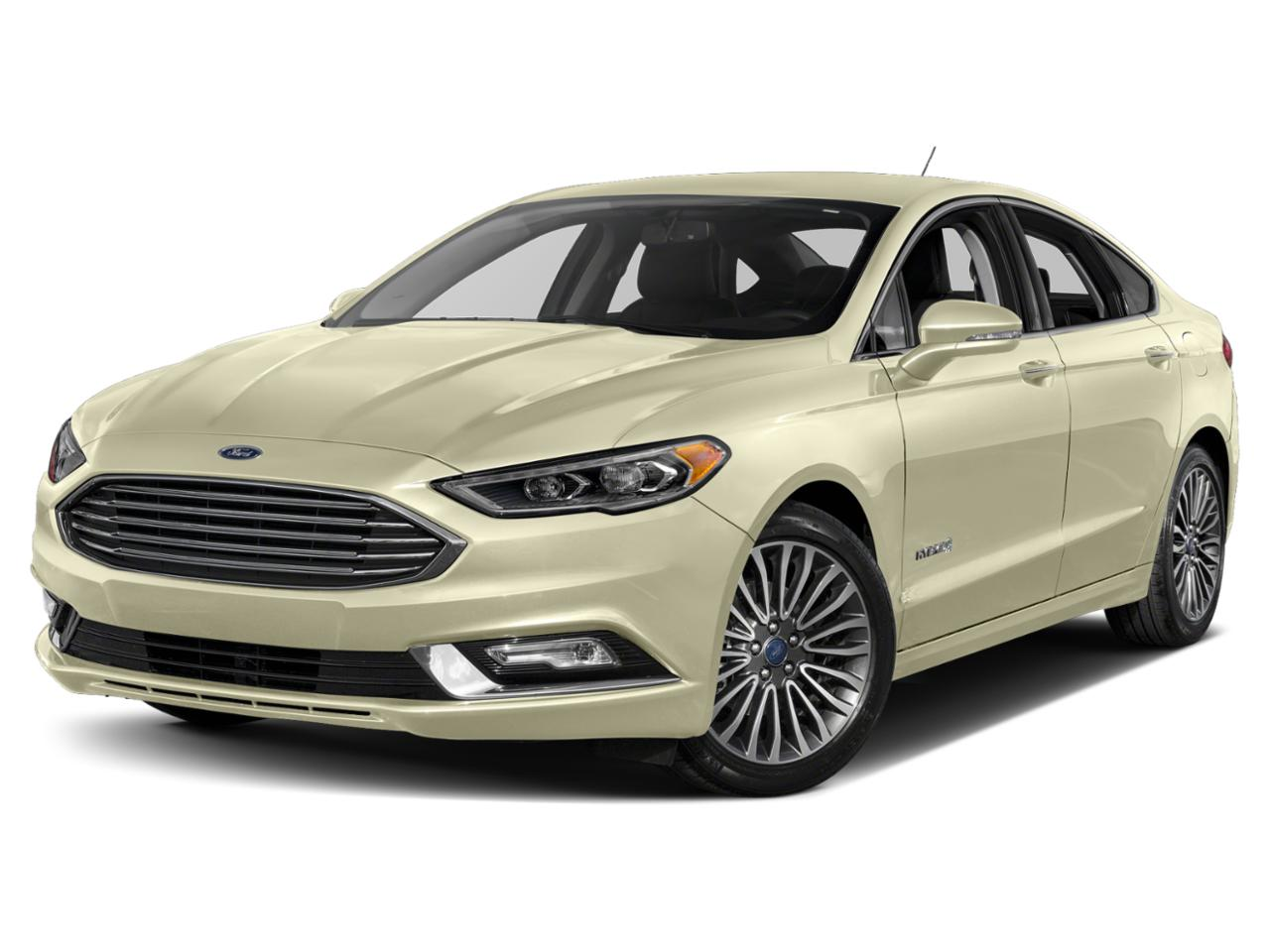 2018 Ford Fusion Hybrid Vehicle Photo in Elyria, OH 44035