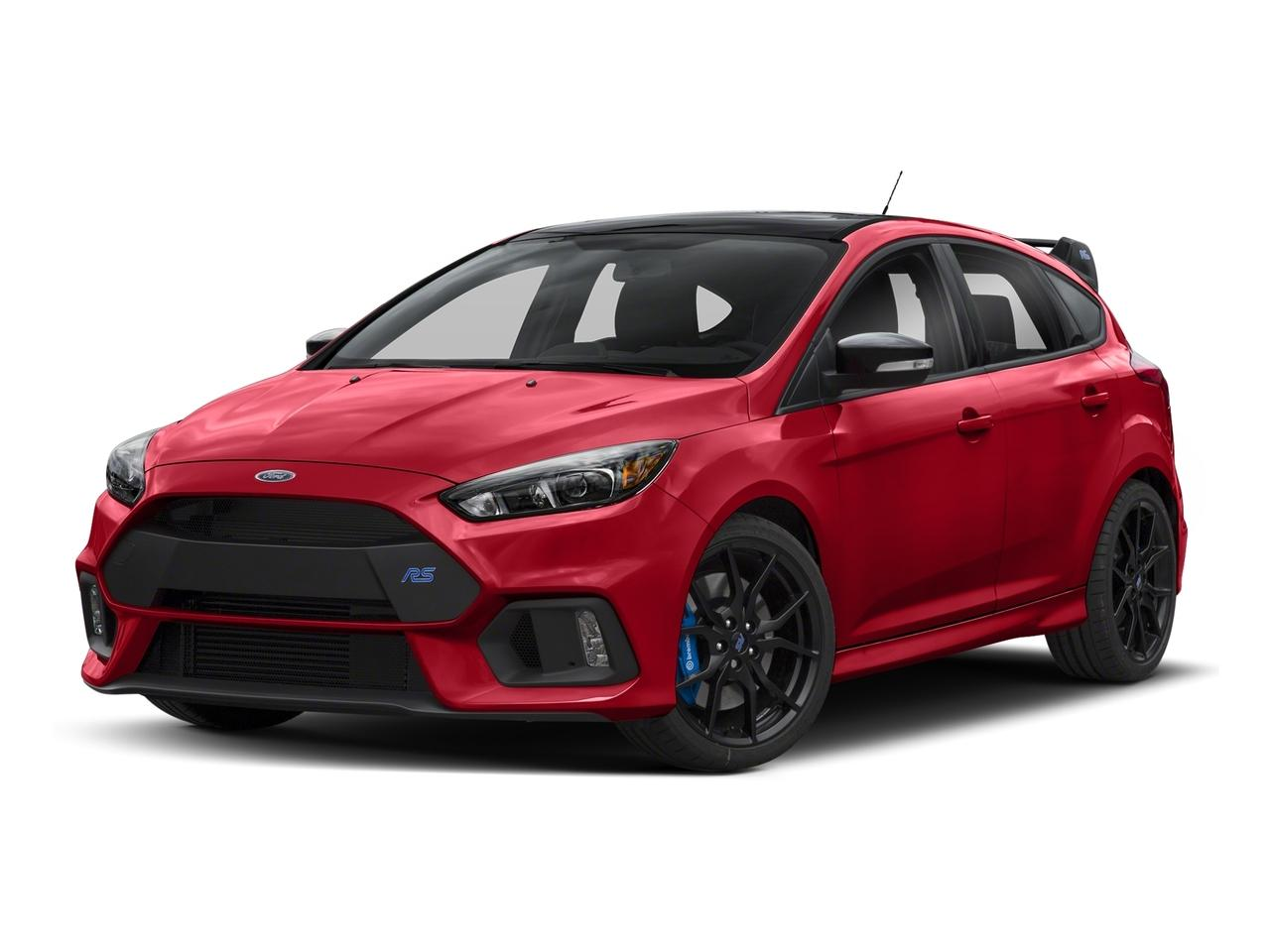 2018 Ford Focus Vehicle Photo in Elyria, OH 44035