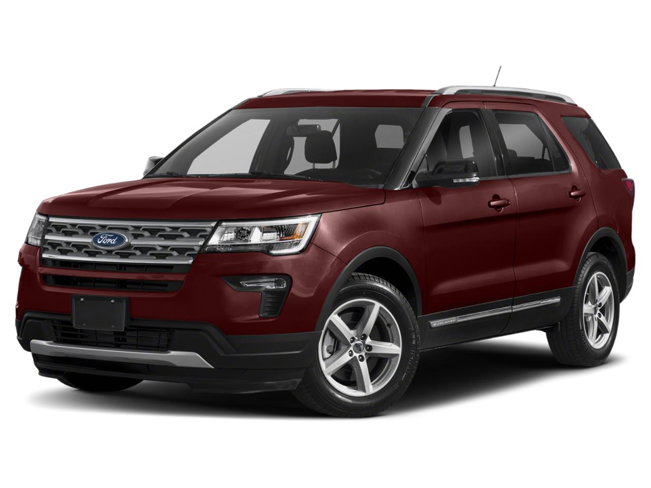 2018 Ford Explorer Vehicle Photo in El Paso, TX 79936