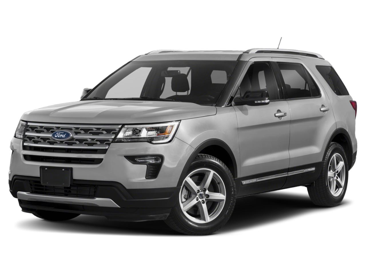 2018 Ford Explorer Vehicle Photo in Portland, OR 97225