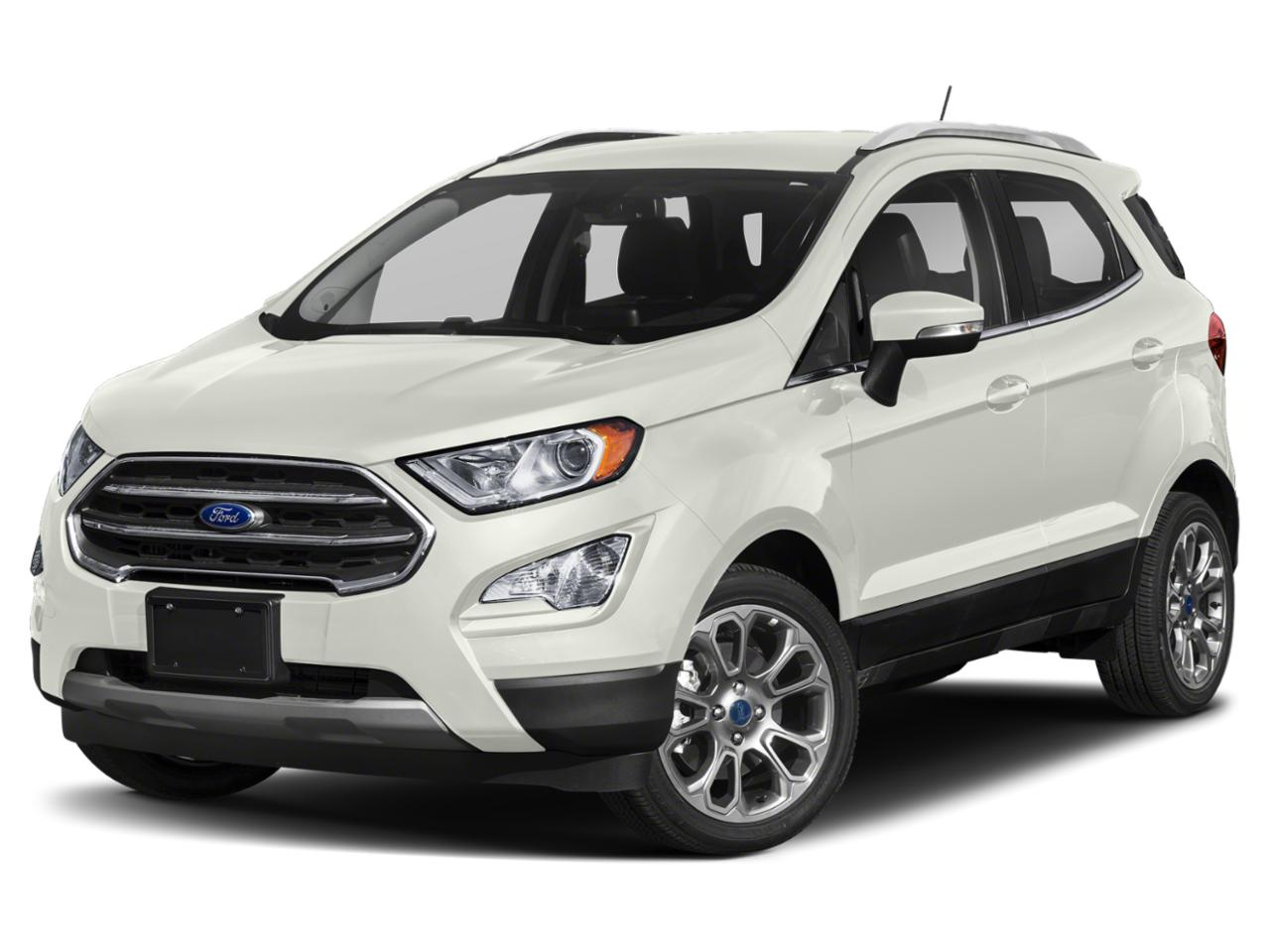 2018 Ford EcoSport Vehicle Photo in Chapel Hill, NC 27514