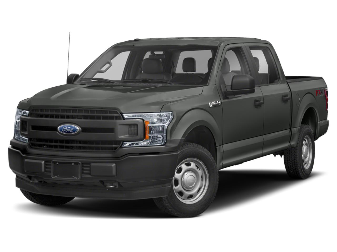 2018 Ford F-150 Vehicle Photo in San Antonio, TX 78257