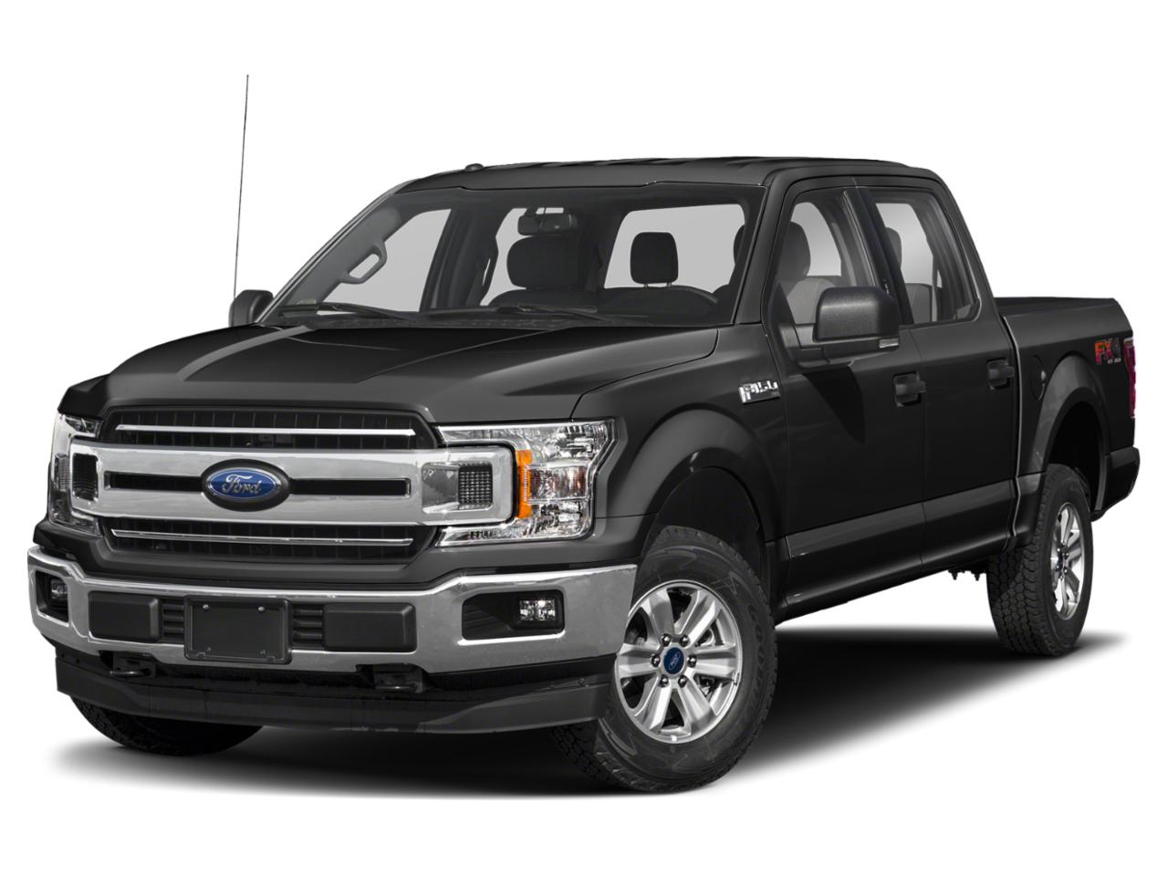 2018 Ford F-150 Vehicle Photo in MIDLAND, TX 79703-7718