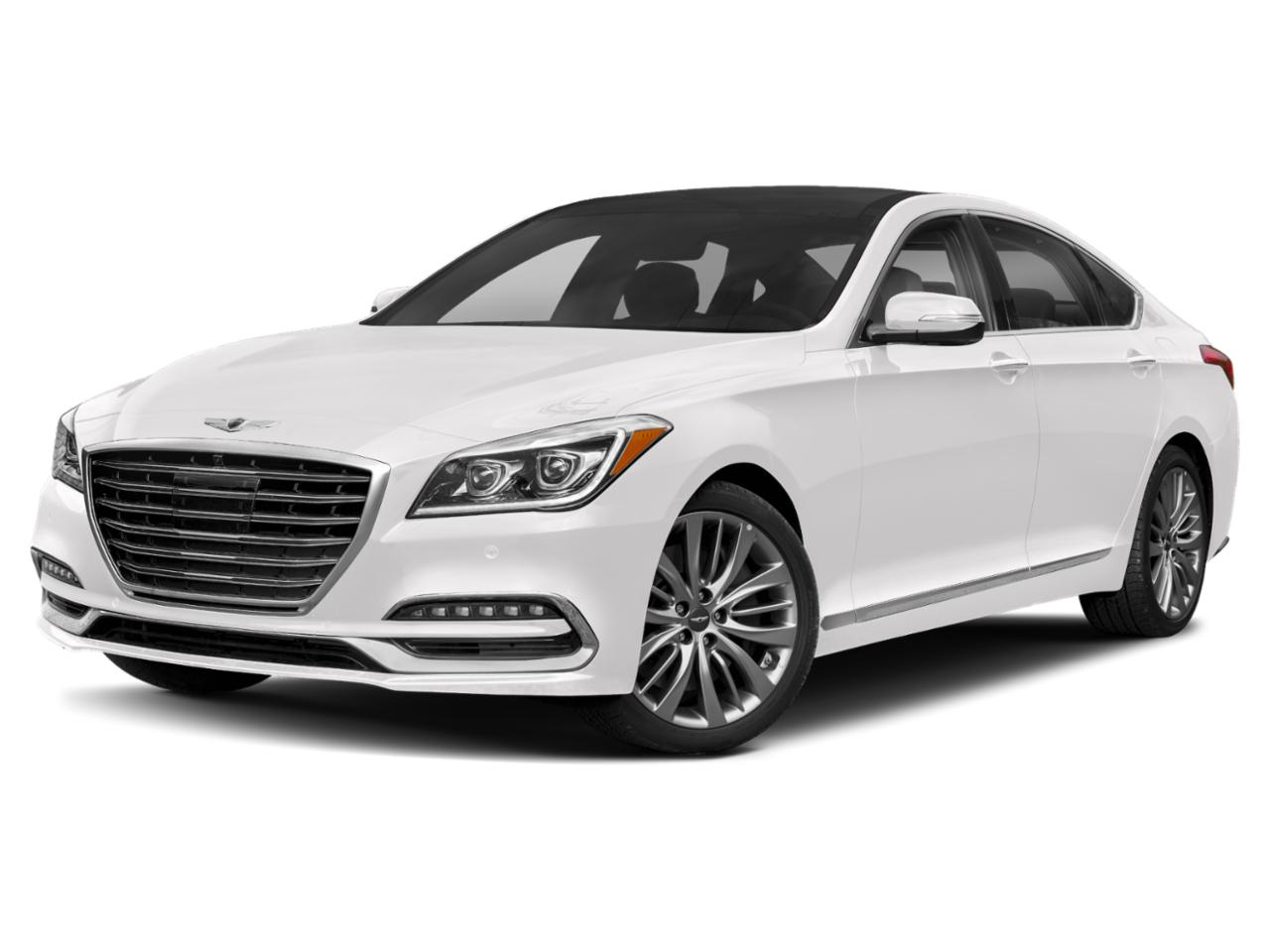 2018 Genesis G80 Vehicle Photo in Peoria, IL 61615