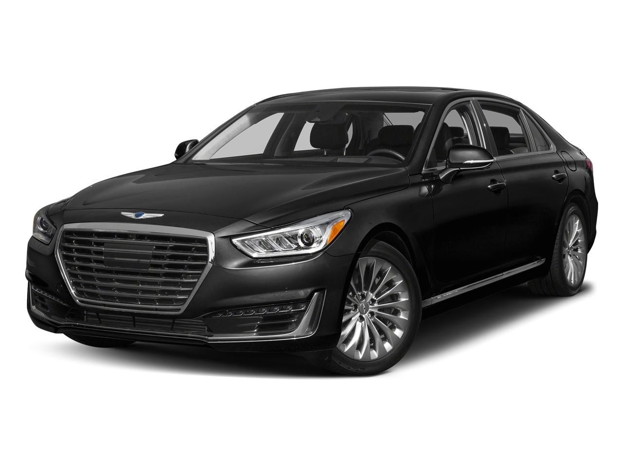 2018 Genesis G90 Vehicle Photo in Appleton, WI 54913