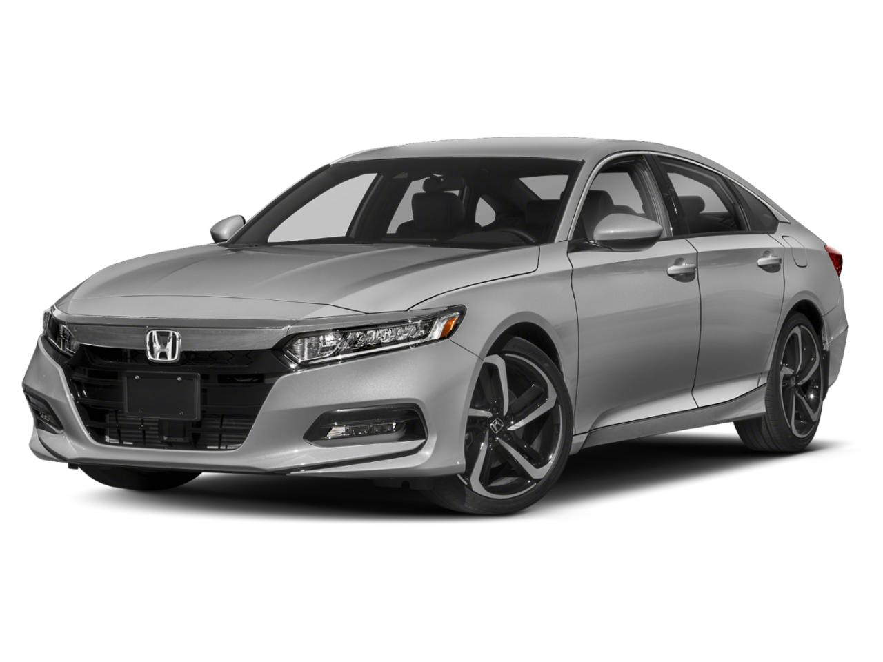 2018 Honda Accord Sedan Vehicle Photo in Fort Worth, TX 76116