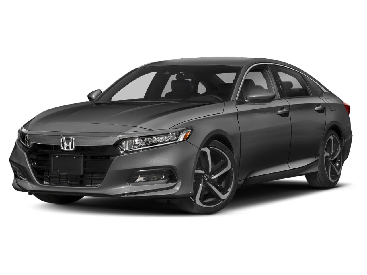 2018 Honda Accord Sedan Vehicle Photo in Midland, TX 79703