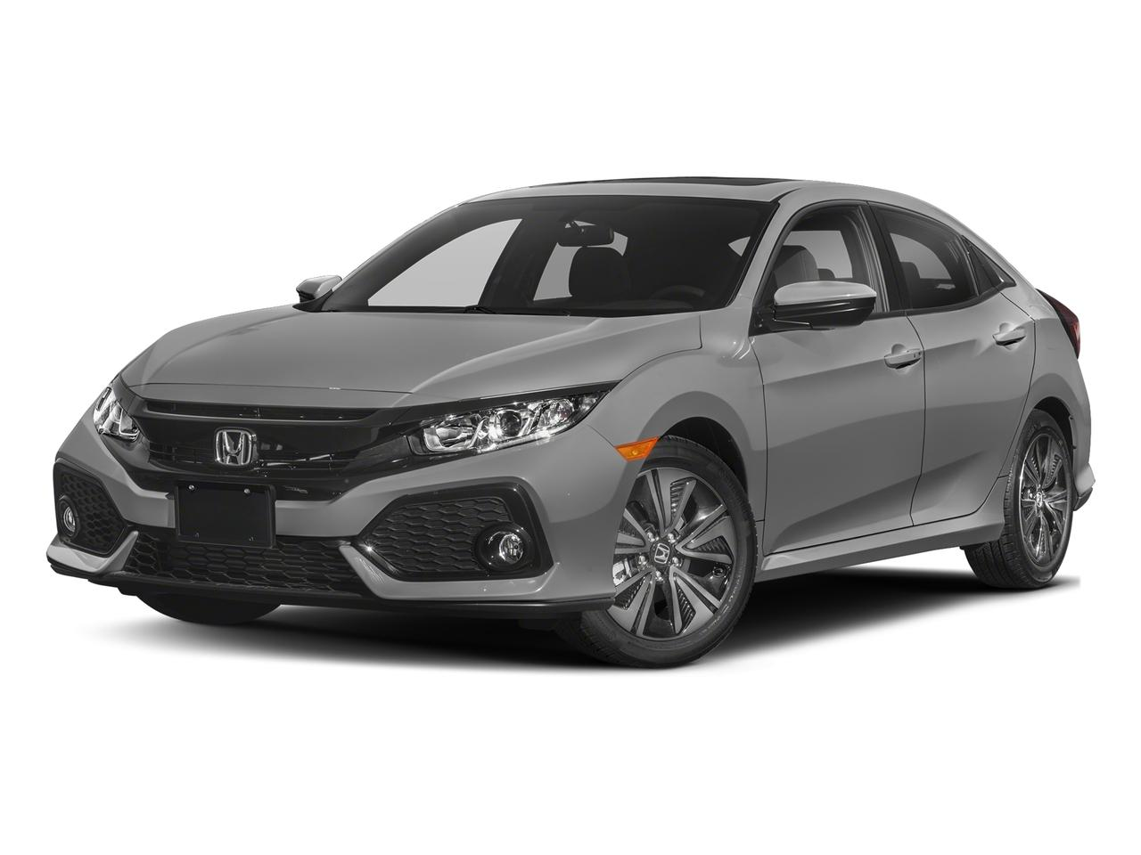2018 Honda Civic Hatchback Vehicle Photo in Oshkosh, WI 54904