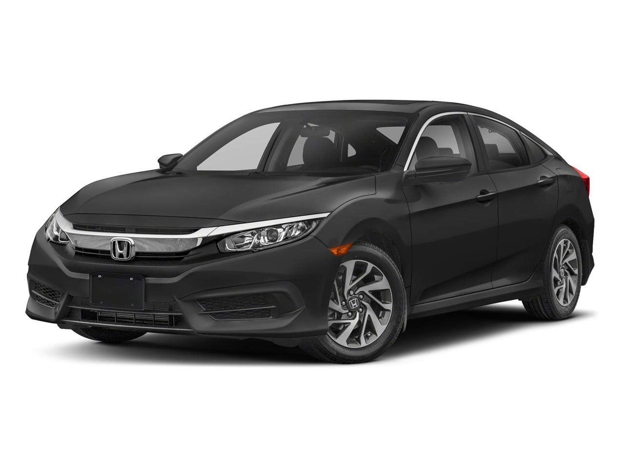 2018 Honda Civic Sedan Vehicle Photo in San Antonio, TX 78238