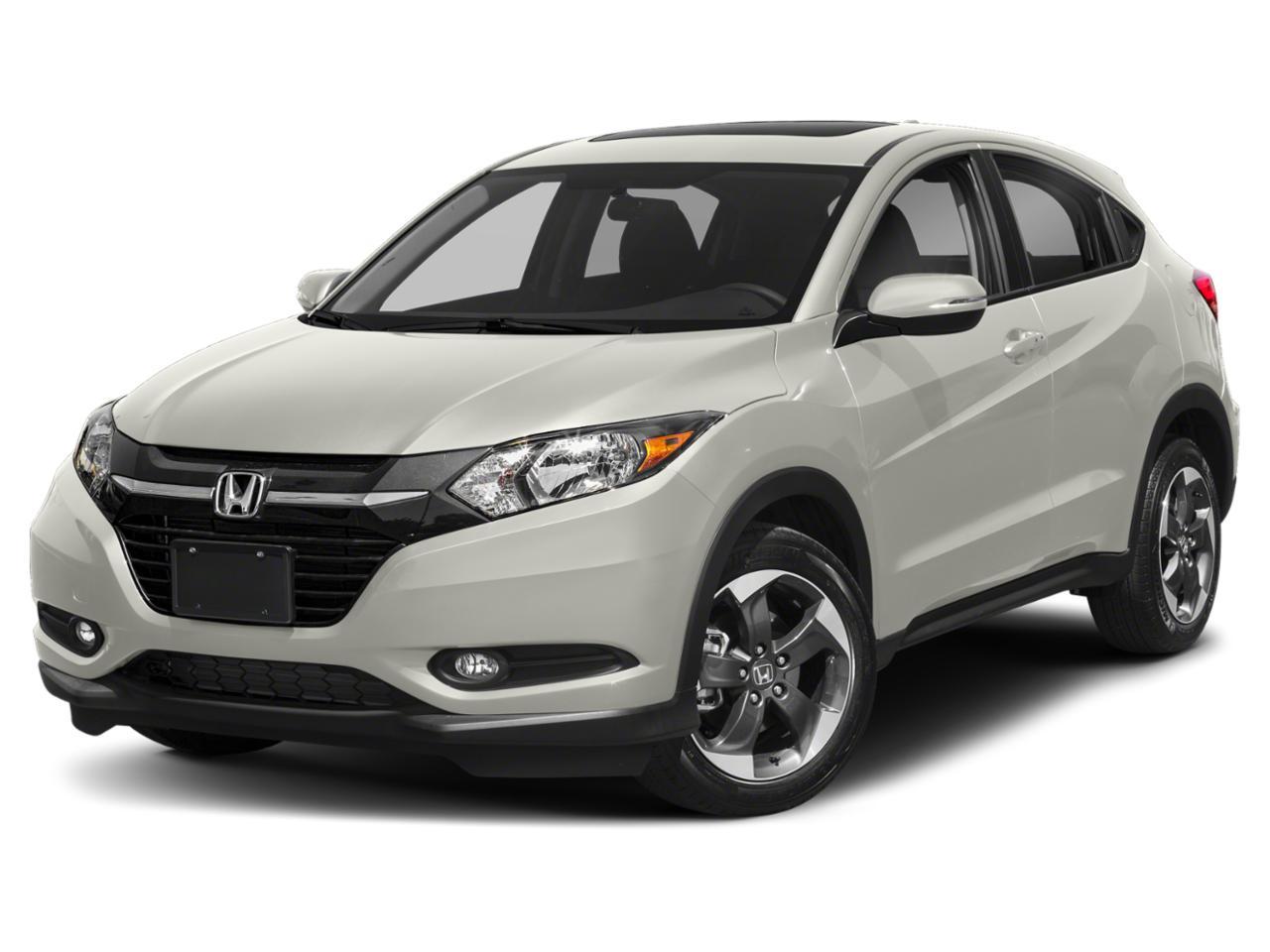2018 Honda HR-V Vehicle Photo in Cary, NC 27511
