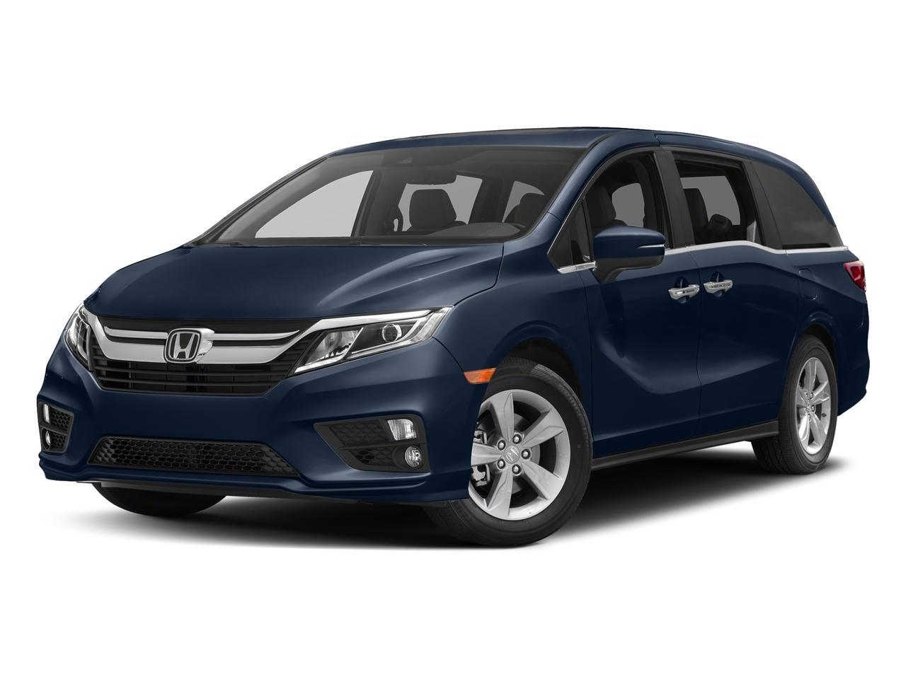 2018 Honda Odyssey Vehicle Photo in Rockville, MD 20852