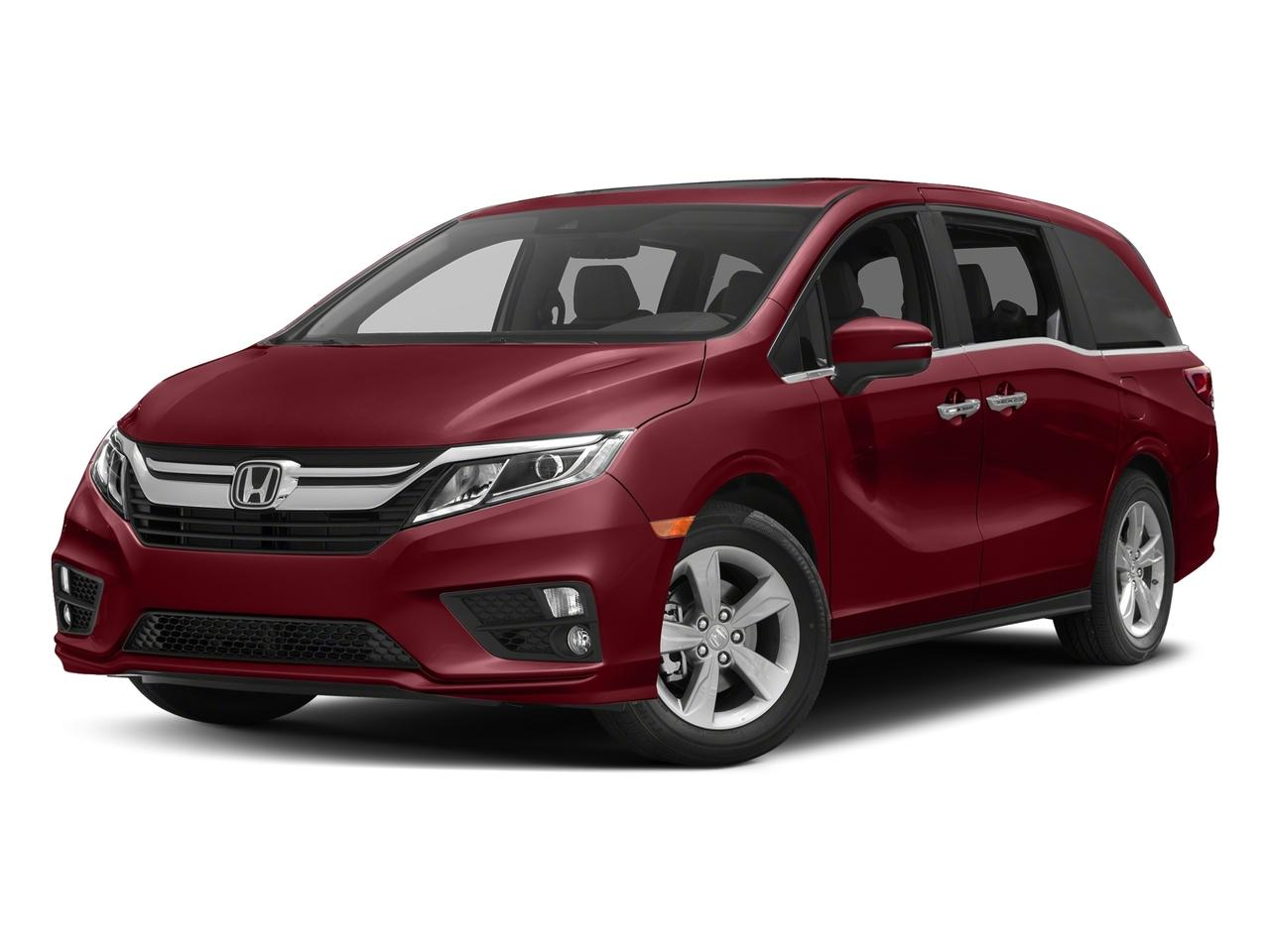 2018 Honda Odyssey Vehicle Photo in Richmond, TX 77469
