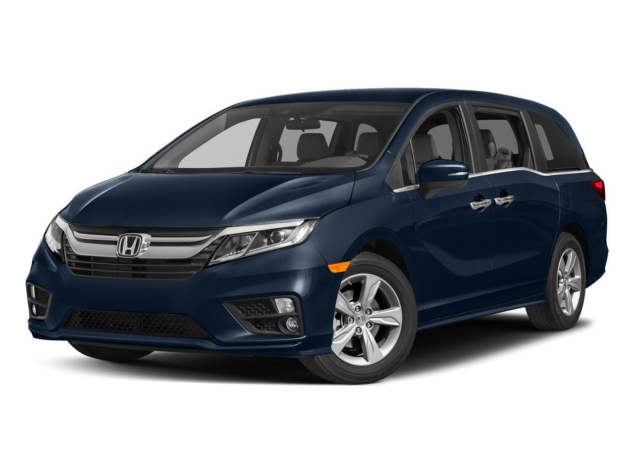 2018 Honda Odyssey Vehicle Photo in Pittsburg, CA 94565