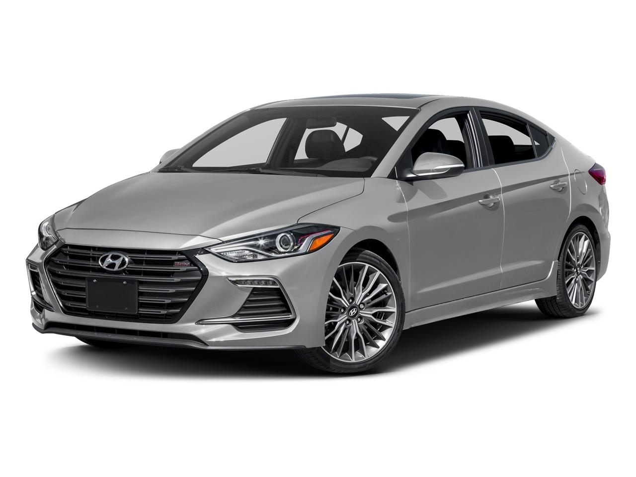 2018 Hyundai Elantra Vehicle Photo in Corsicana, TX 75110
