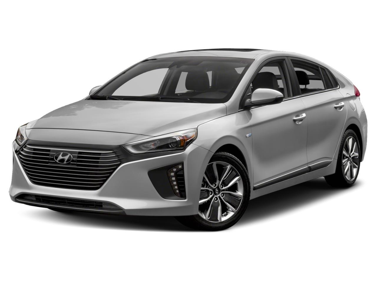 2018 Hyundai IONIQ Hybrid Vehicle Photo in DULUTH, GA 30096