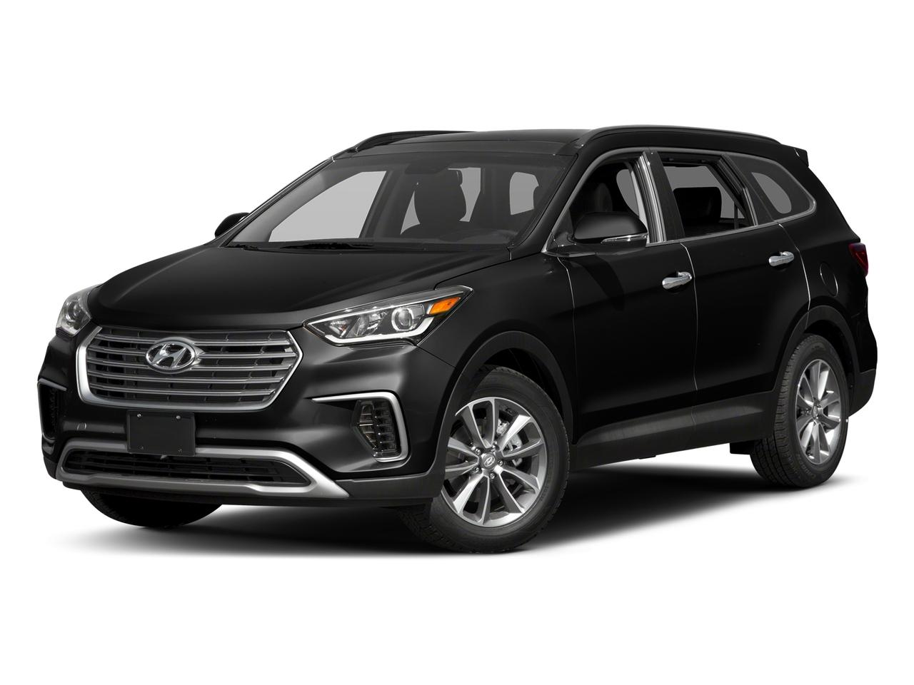 2018 Hyundai Santa Fe Vehicle Photo in Boonville, IN 47601