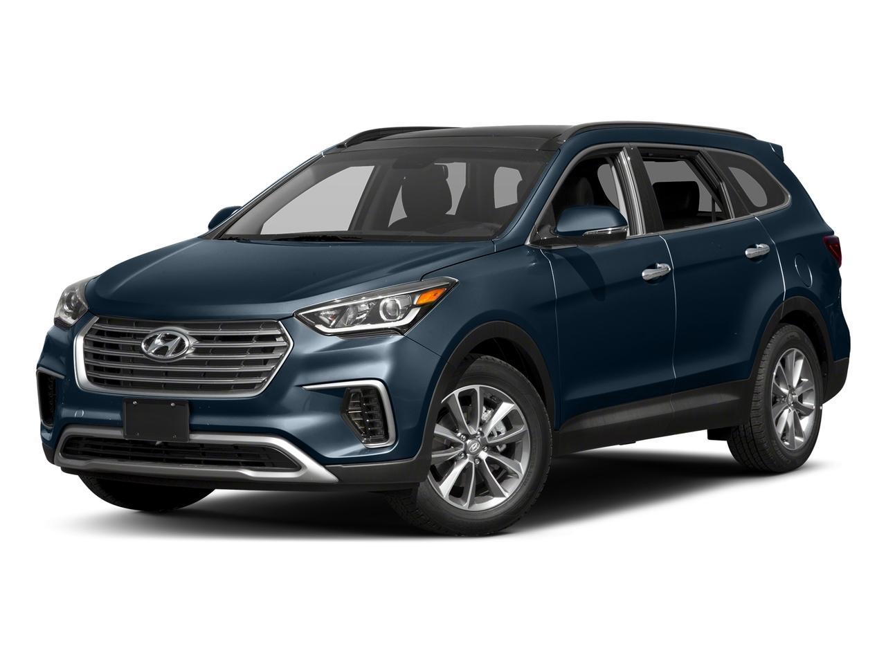 2018 Hyundai Santa Fe Vehicle Photo in Merrillville, IN 46410