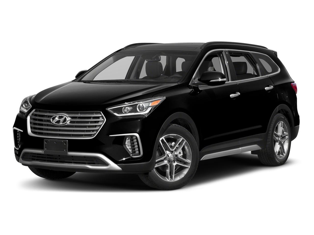 2018 Hyundai Santa Fe Vehicle Photo in El Paso, TX 79936