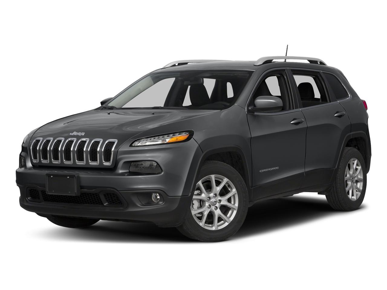 2018 Jeep Cherokee Vehicle Photo in Anchorage, AK 99515