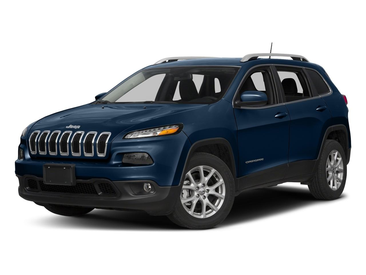 2018 Jeep Cherokee Vehicle Photo in San Angelo, TX 76901