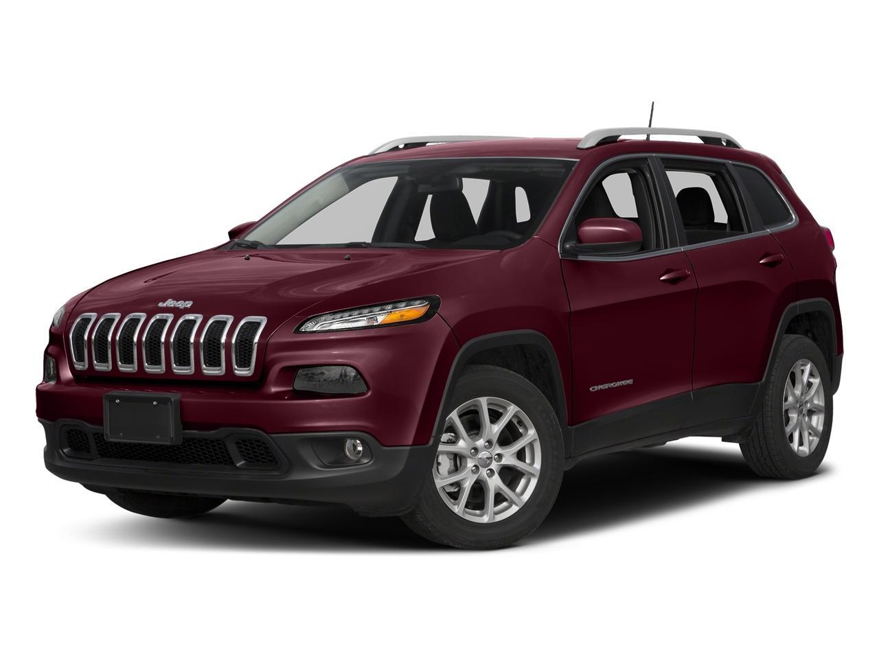 2018 Jeep Cherokee Vehicle Photo in Baton Rouge, LA 70806