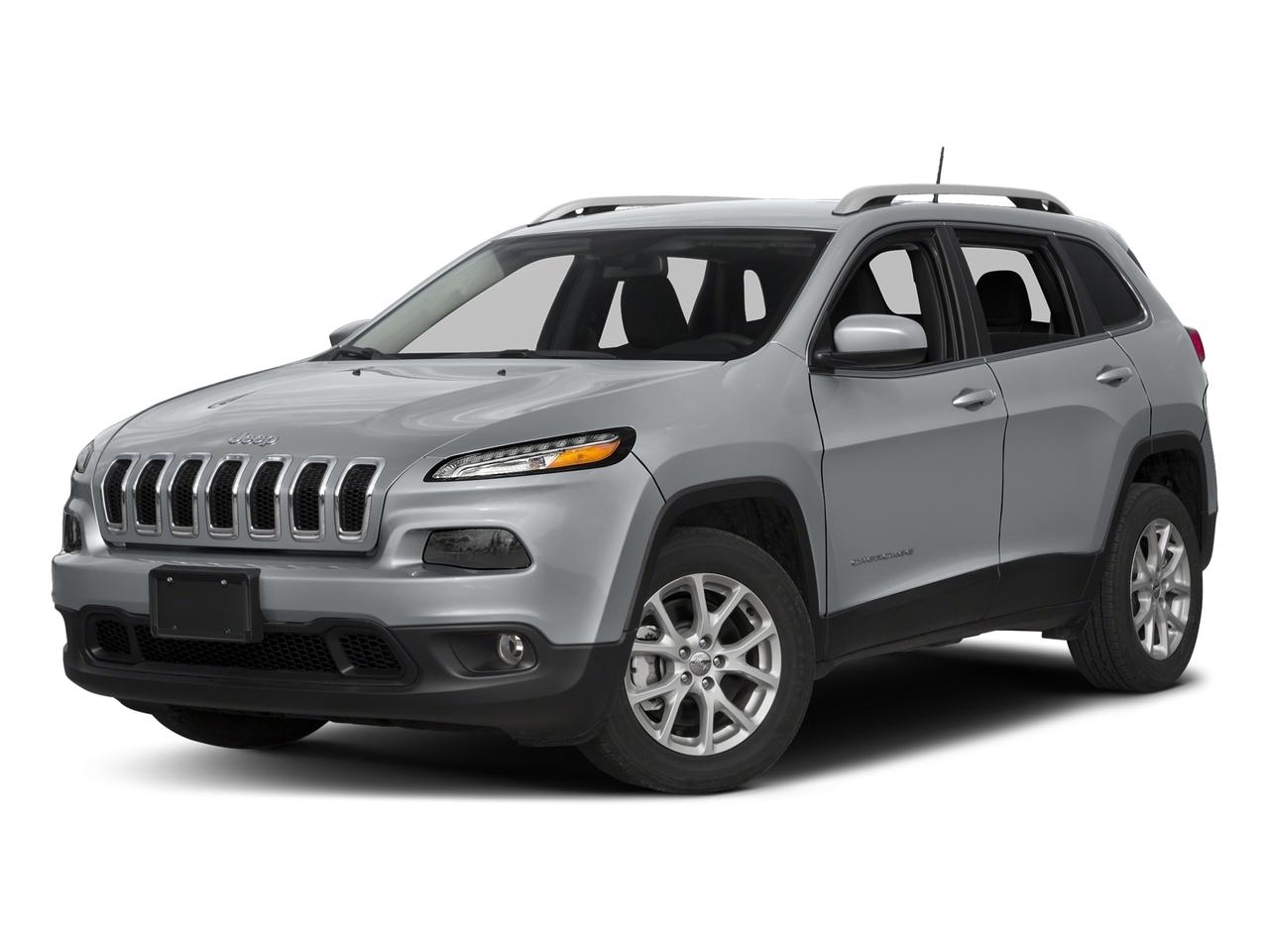 2018 Jeep Cherokee Vehicle Photo in Oklahoma City, OK 73114