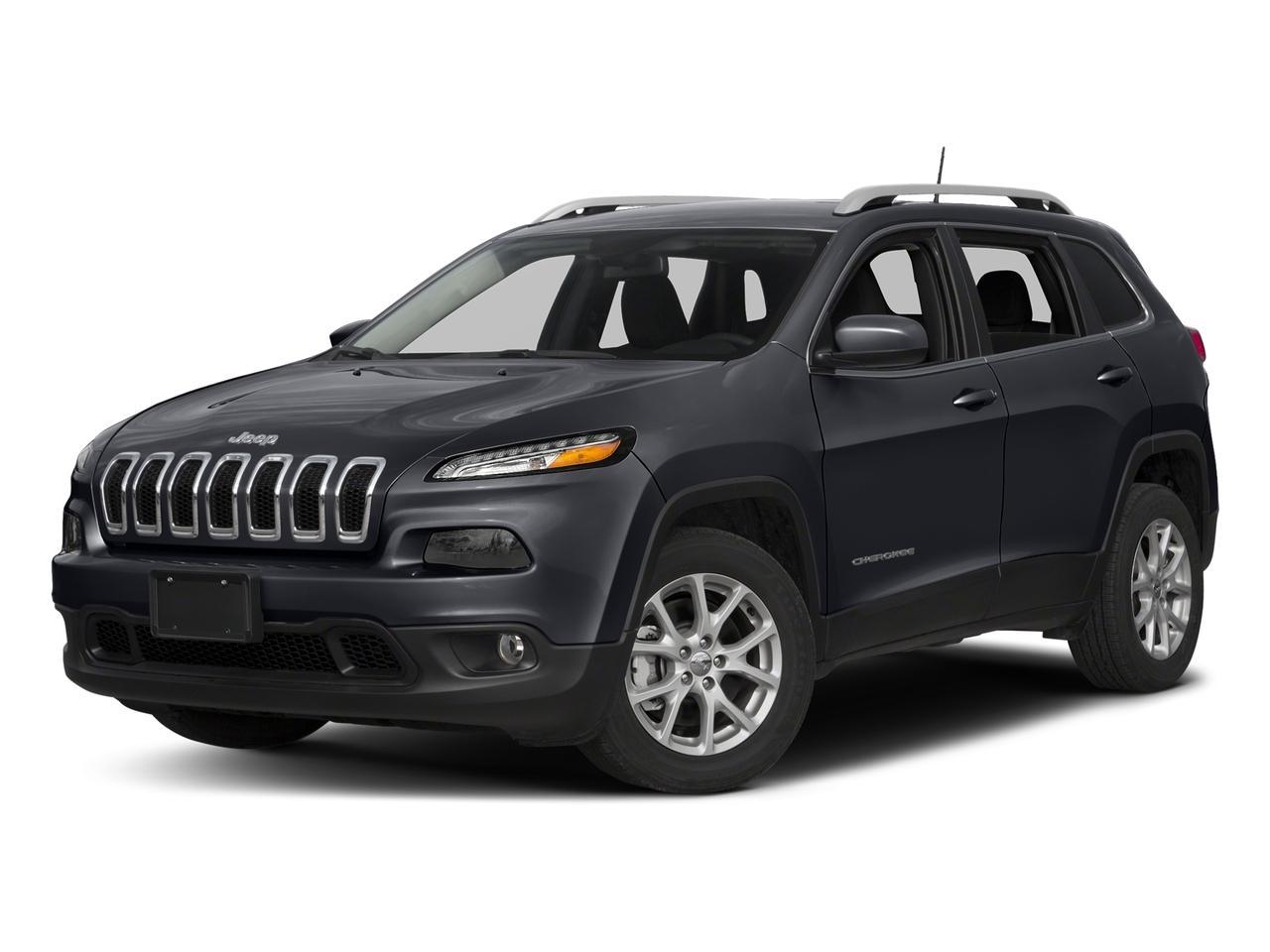 2018 Jeep Cherokee Vehicle Photo in Medina, OH 44256