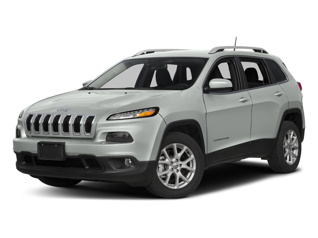 2018 Jeep Cherokee Vehicle Photo in CHARLESTON, SC 29407