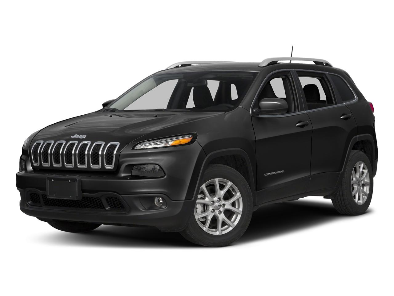 2018 Jeep Cherokee Vehicle Photo in Tucson, AZ 85705