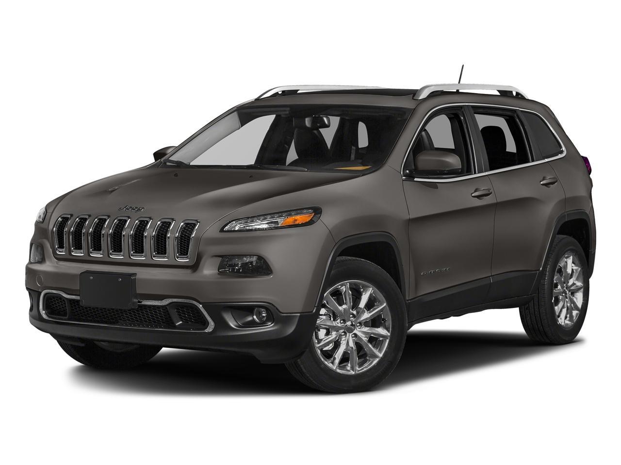 2018 Jeep Cherokee Vehicle Photo in Moon Township, PA 15108
