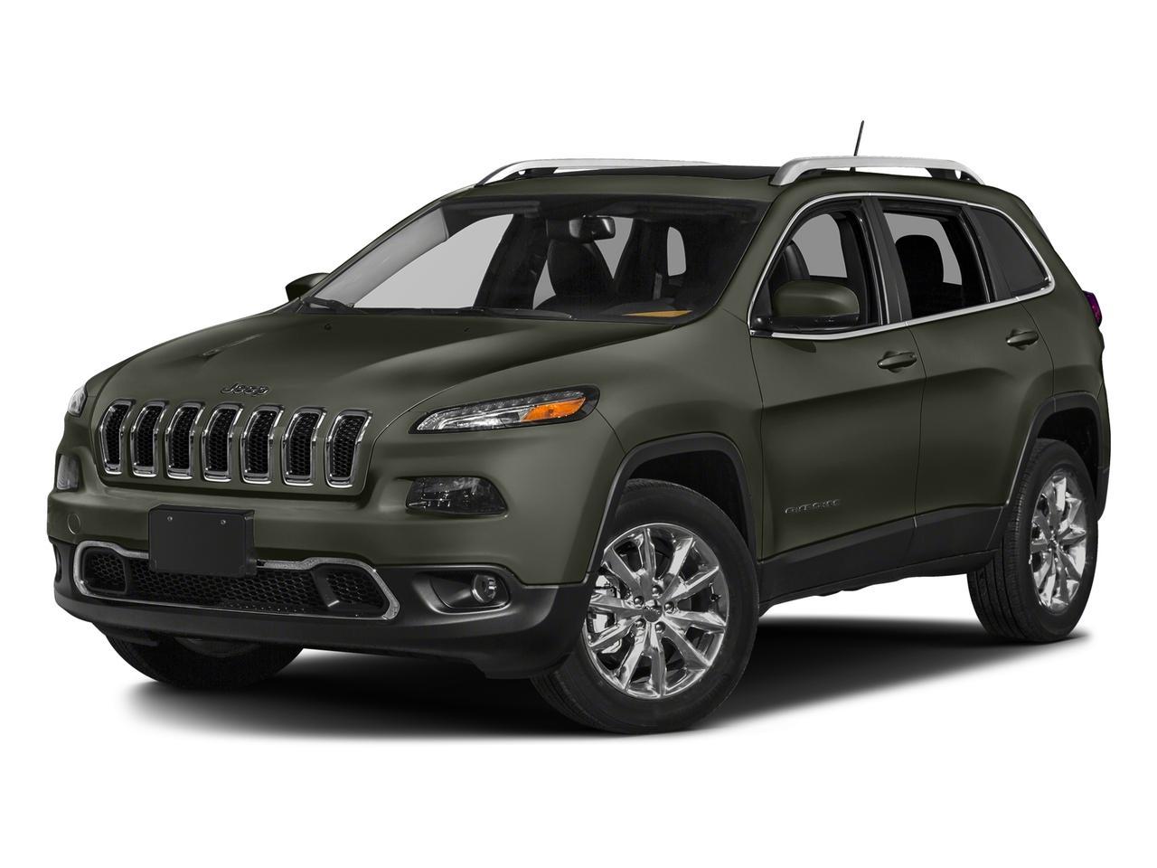 2018 Jeep Cherokee Vehicle Photo in Butler, PA 16002