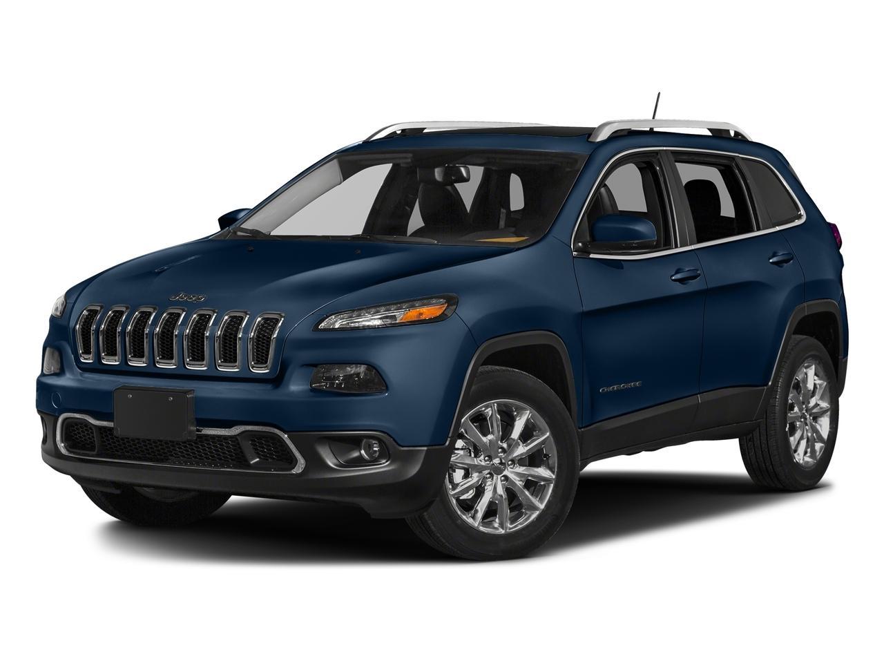 2018 Jeep Cherokee Vehicle Photo in Streetsboro, OH 44241