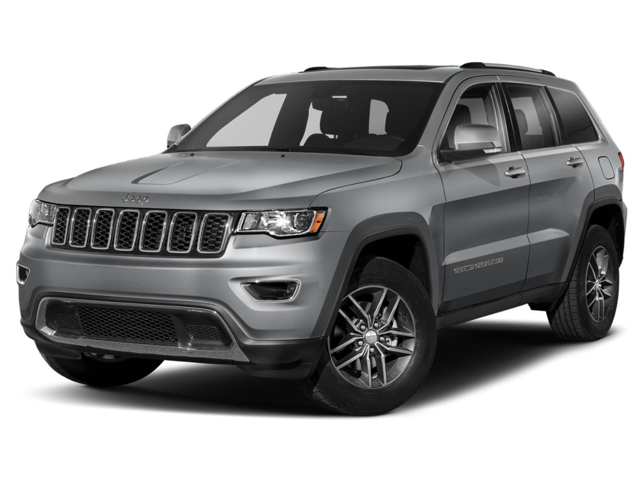 2018 Jeep Grand Cherokee Vehicle Photo in Houston, TX 77074