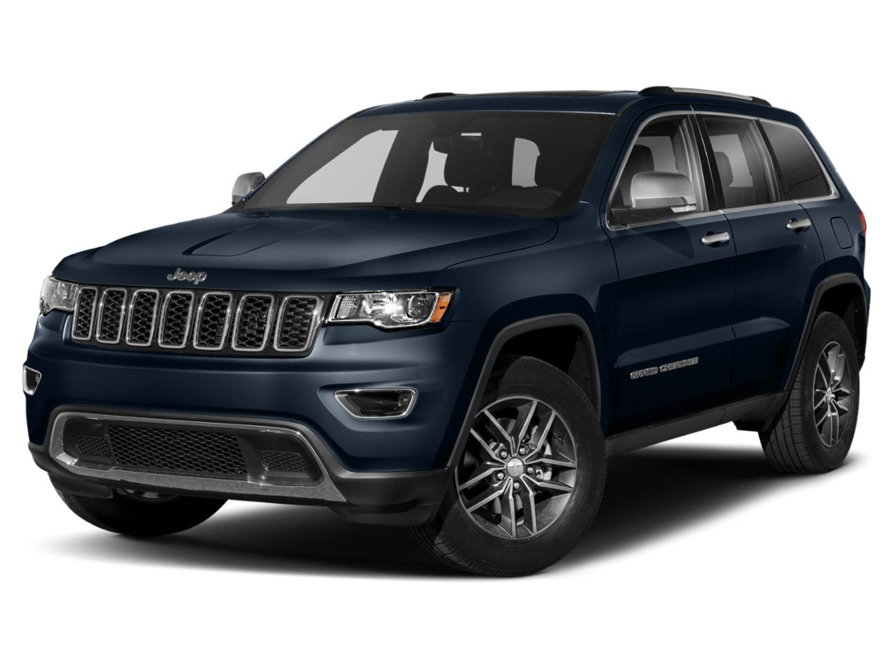 2018 Jeep Grand Cherokee Vehicle Photo in Odessa, TX 79762