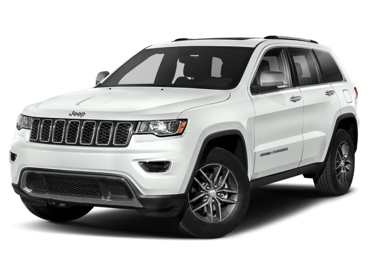 2018 Jeep Grand Cherokee Vehicle Photo in South Portland, ME 04106
