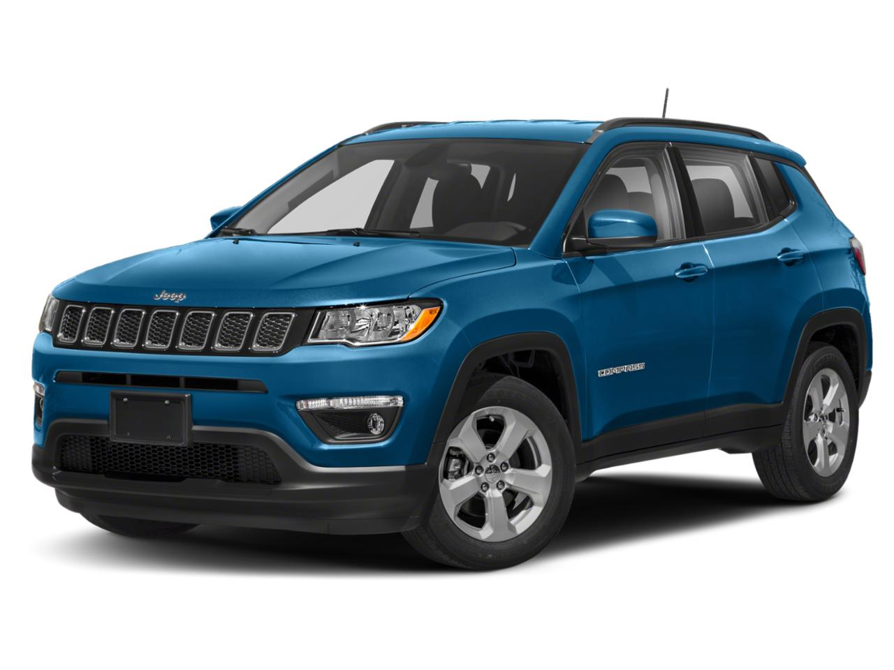 2018 Jeep Compass Vehicle Photo in Bowie, MD 20716