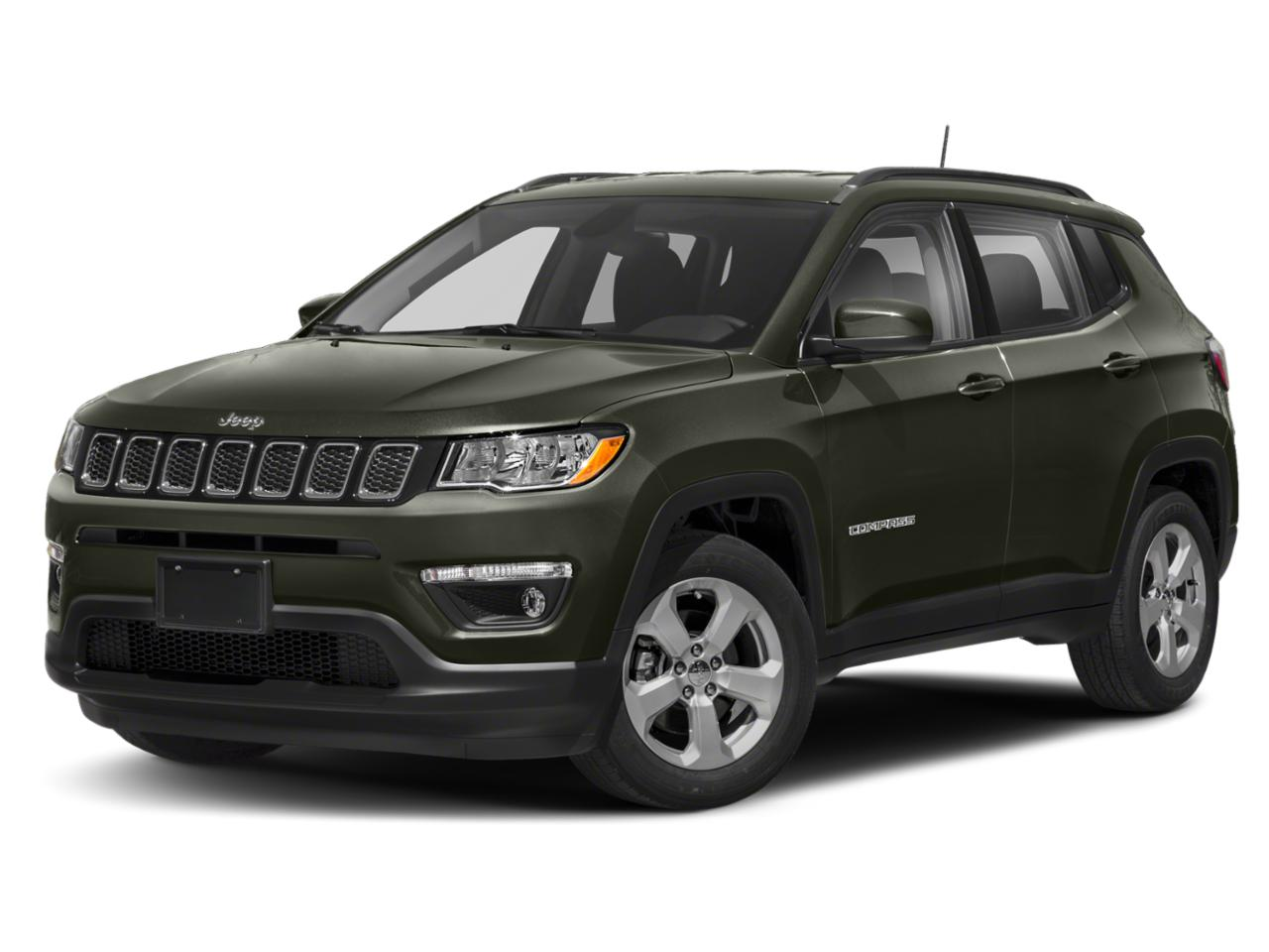 2018 Jeep Compass Vehicle Photo in Appleton, WI 54914