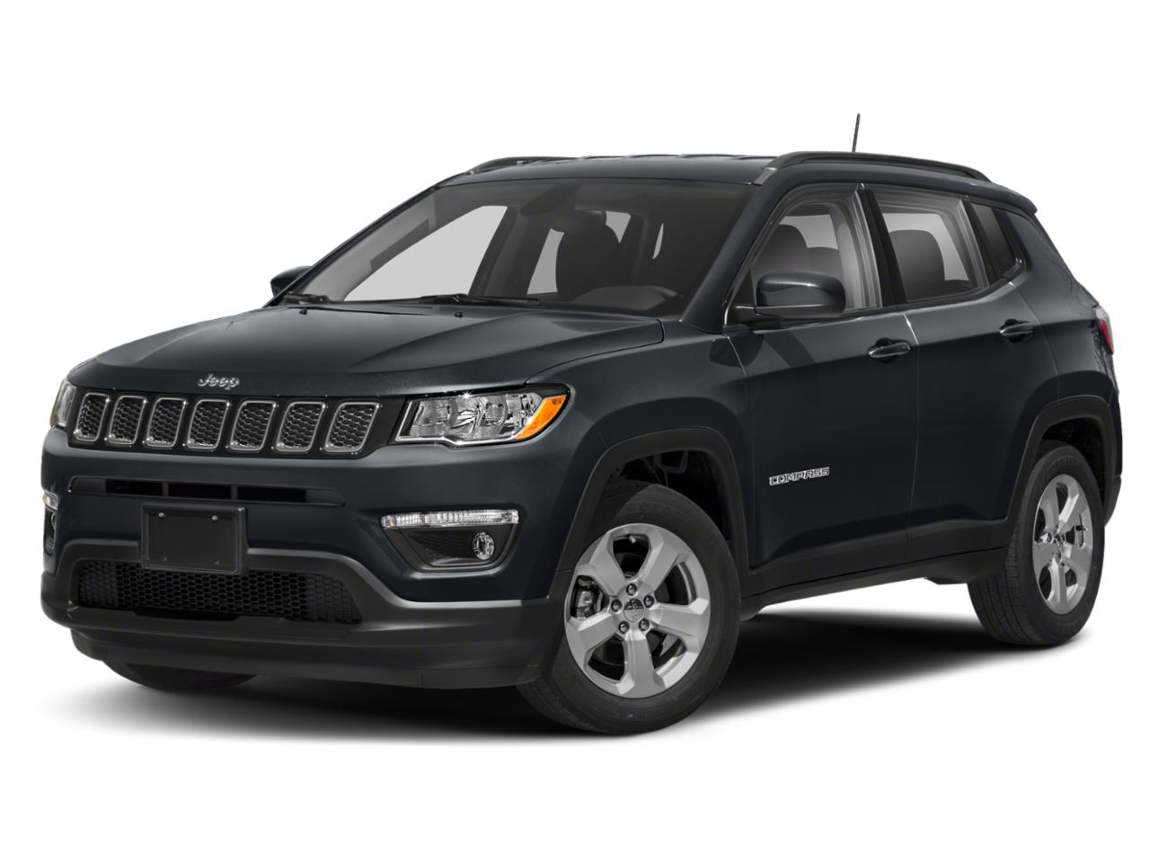 2018 Jeep Compass Vehicle Photo in Hudsonville, MI 49426