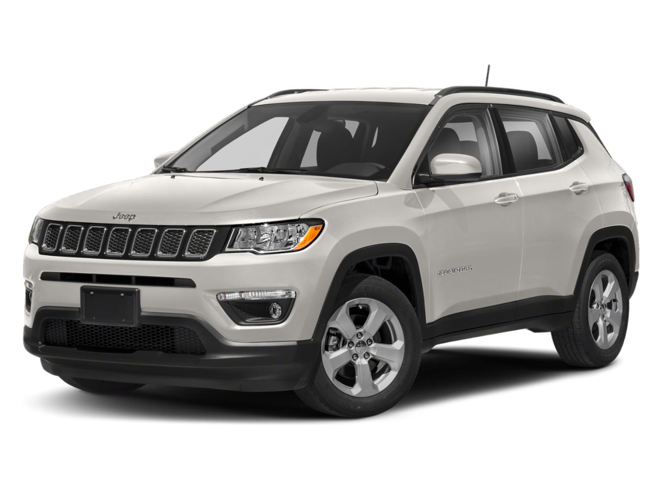 2018 Jeep Compass Vehicle Photo in Spokane, WA 99207