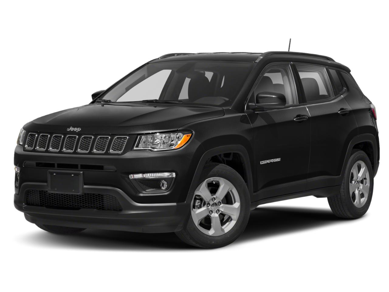 2018 Jeep Compass Vehicle Photo in San Antonio, TX 78257