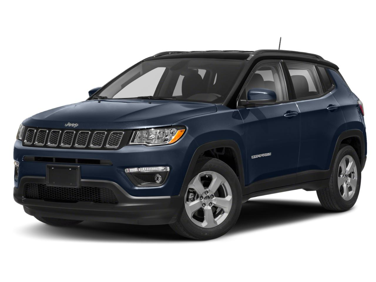 2018 Jeep Compass Vehicle Photo in Oak Lawn, IL 60453-2517
