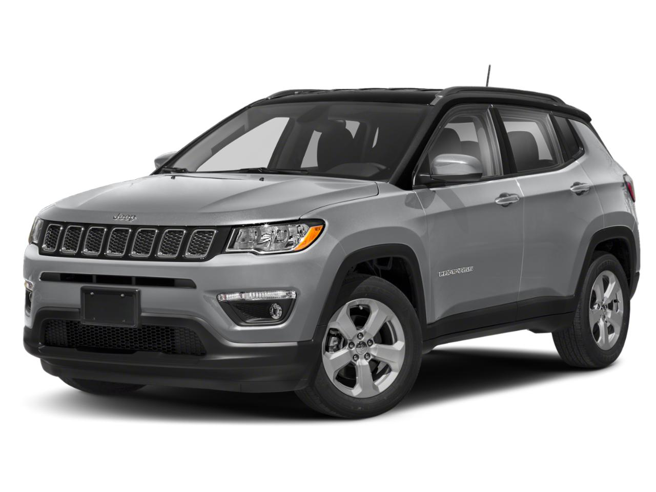 2018 Jeep Compass Vehicle Photo in ANNAPOLIS, MD 21401