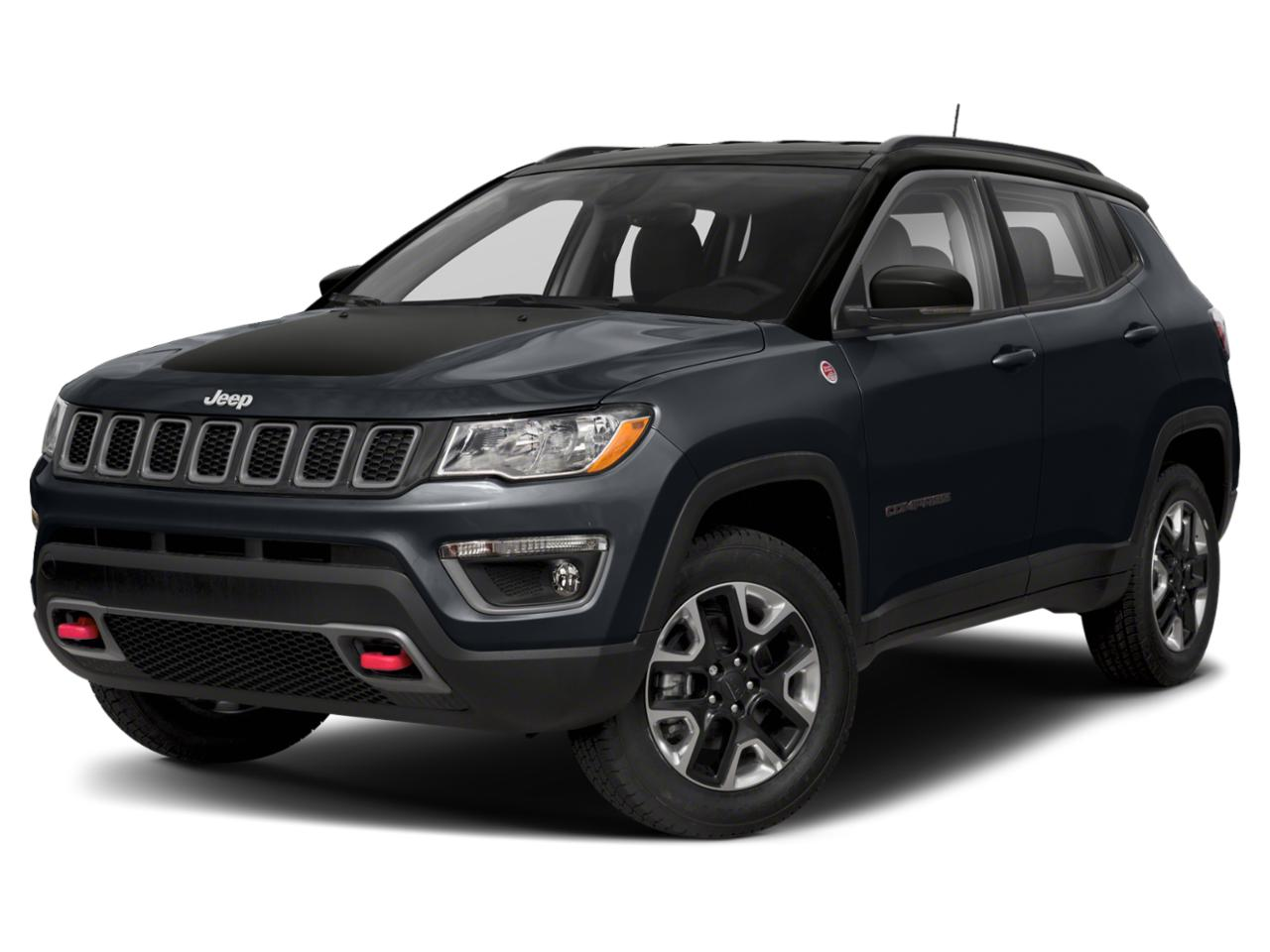 2018 Jeep Compass Vehicle Photo in Glenwood Springs, CO 81601