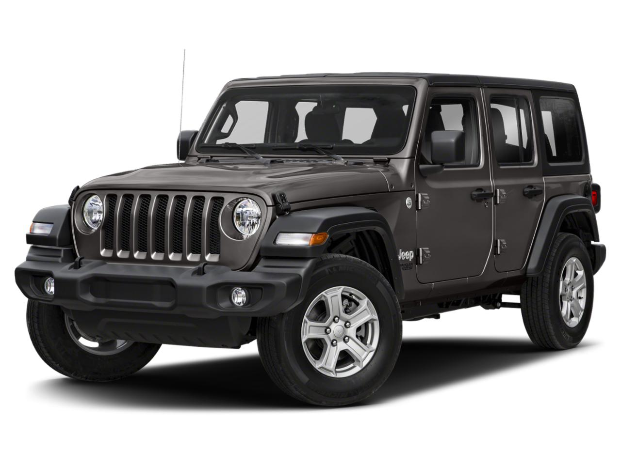 2018 Jeep Wrangler Unlimited Vehicle Photo in Pittsburg, CA 94565