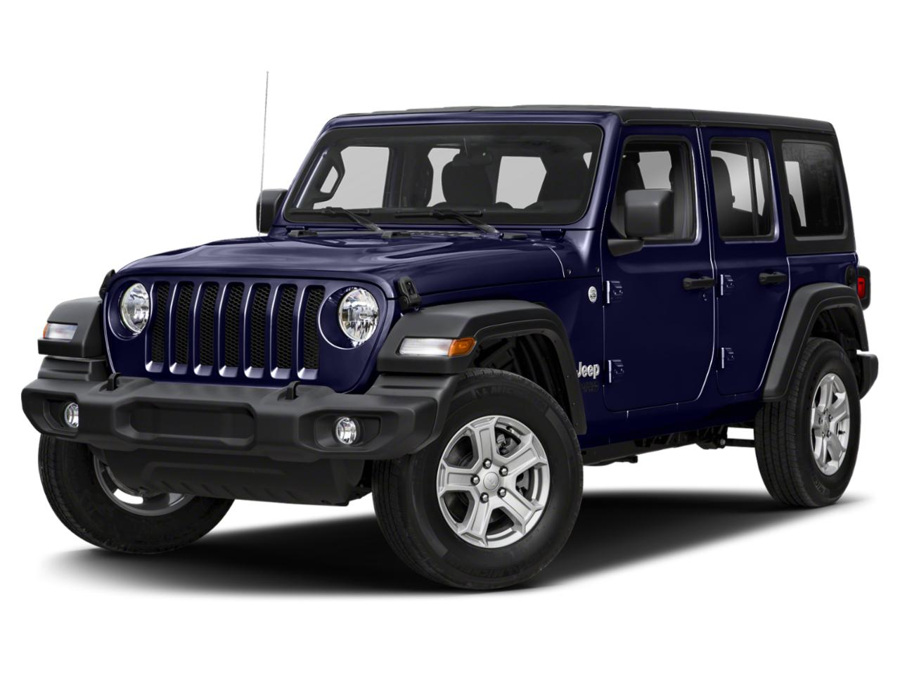 2018 Jeep Wrangler Unlimited Vehicle Photo in San Leandro, CA 94577